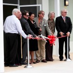 St Anthony Garden Court Ribbon Cutting