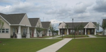 Glen East II, Dothan AL, Wiregrass Foundation & B'nai B'rith Housing