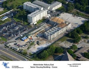 Westminster Asbury Aerial View